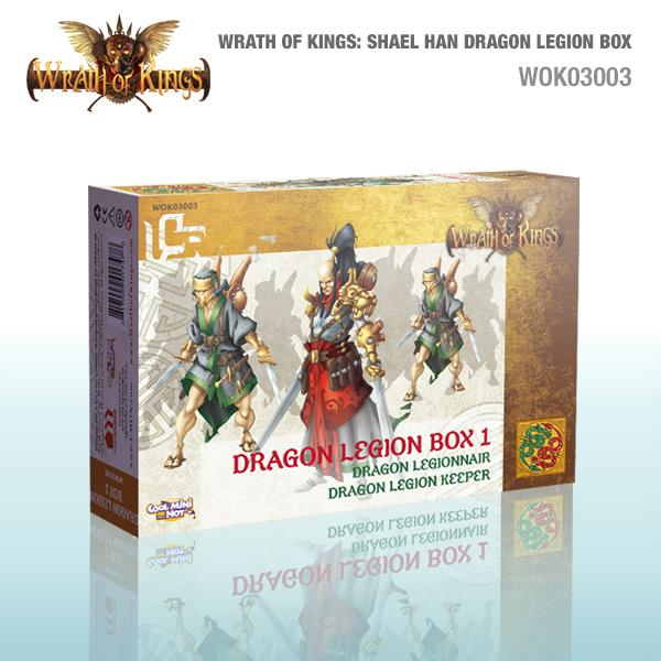 Shael Han Dragon Legion Box