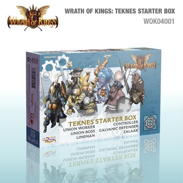 Teknes Starter Box