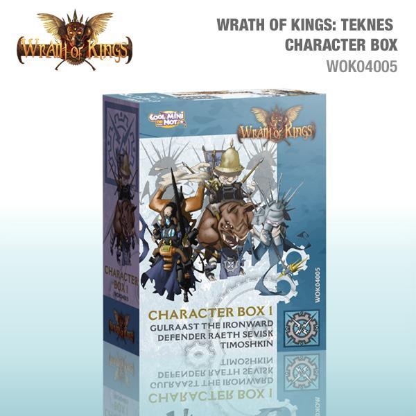 Teknes Character Leader Box
