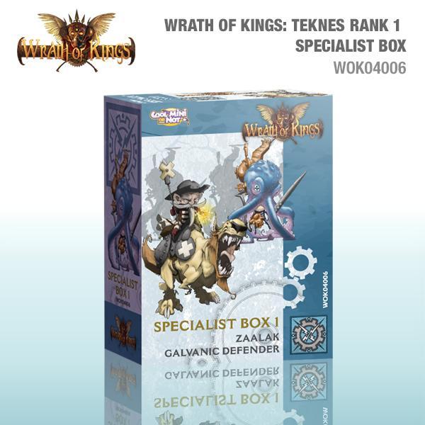 Teknes Rank 1 Specialist Box