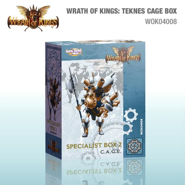 Teknes CAGE Box