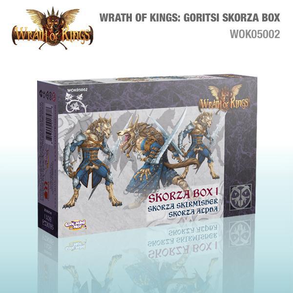 Goritsi Skorza Box
