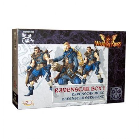 Goritsi Ravenscar Box