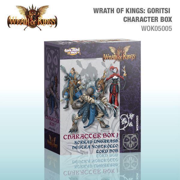 Goritsi Character Leader Box