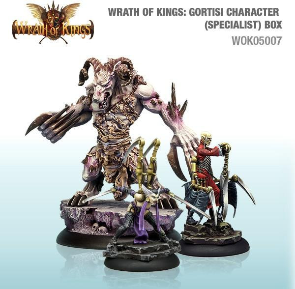 Gortisi Characfter (Specialist) Box