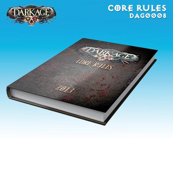 Dark Age 2013 Core Rules