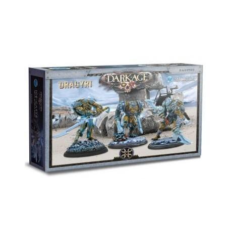 Dragyri Ice Caste Warband Warband (3)