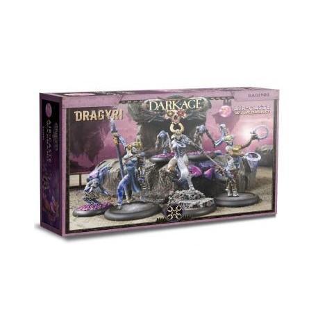 Dragyri Air Caste Warband (6)