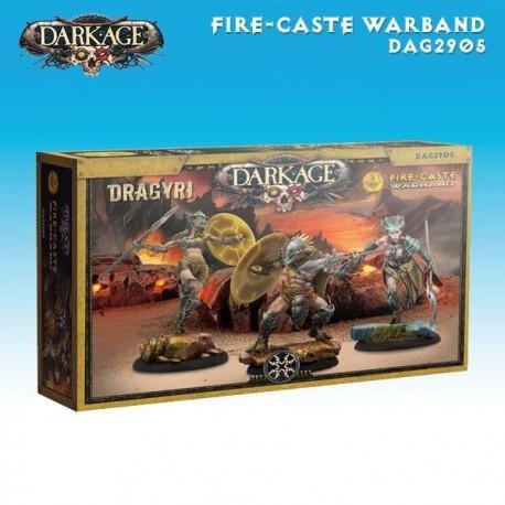 Dragyri Fire Caste Warband (3)