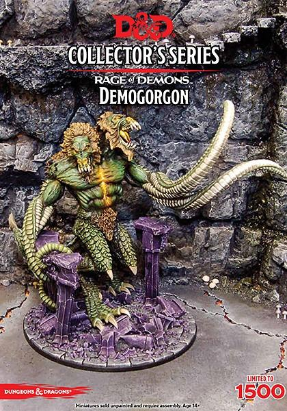 D&D: Rage of Demons: Demogorgon (1 Fig)