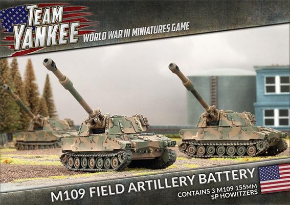 M109 Field Artillery Battery (x3)