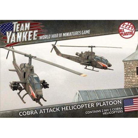 AH-1 Cobra (x2) (Plastic)
