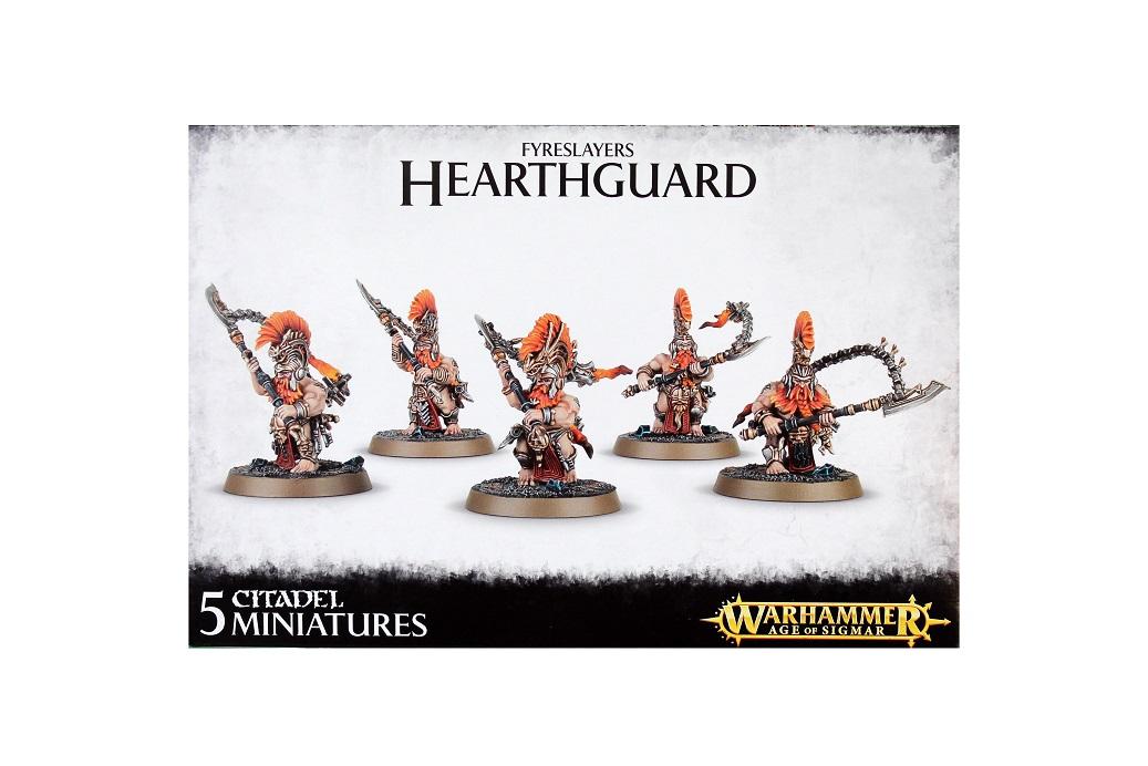 Hearthguard Berzerkers / Auric Hearthguard