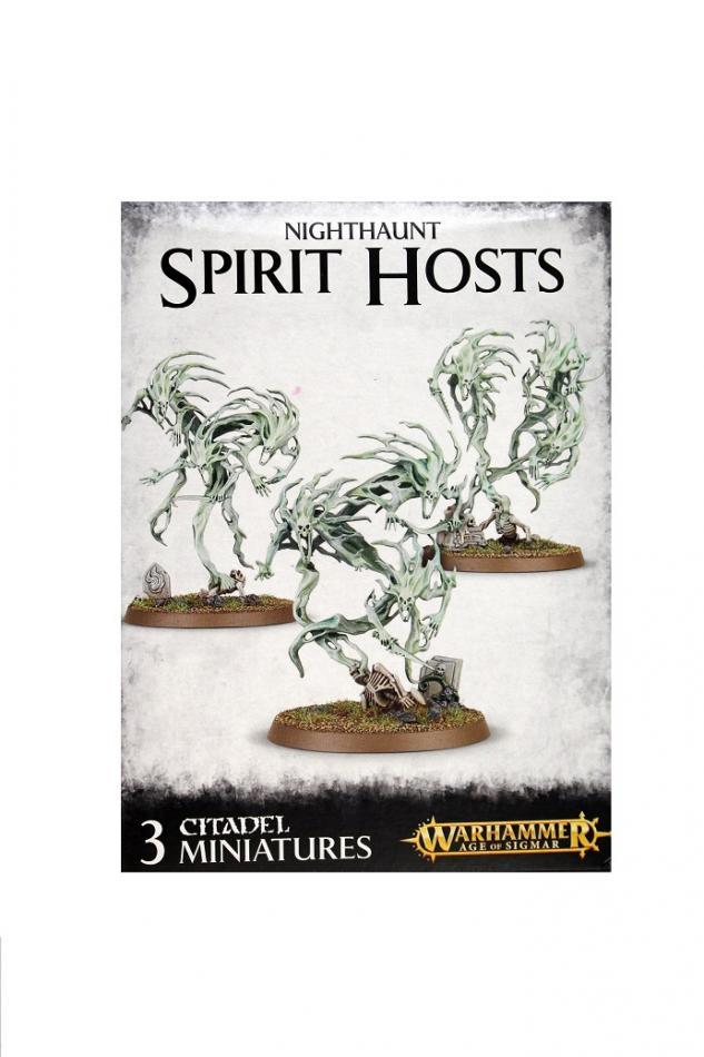 Nighthaunt Spirit Hosts