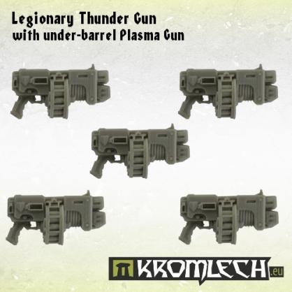 Legionary Thunder Gun with under-barrel Plasma Gun (5)