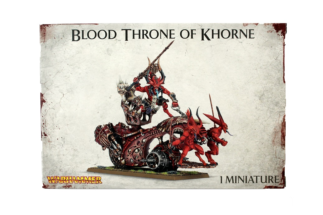 Daemons of Khorne Blood Throne/Skull Cannon
