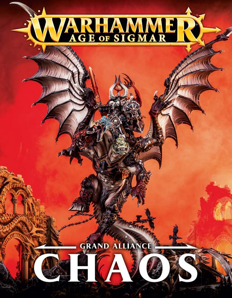 Grand Alliance: Chaos (English)