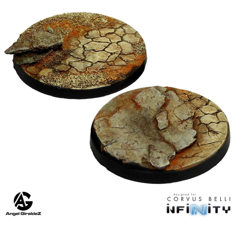 USAriadna Bases 2 x 40mm bases