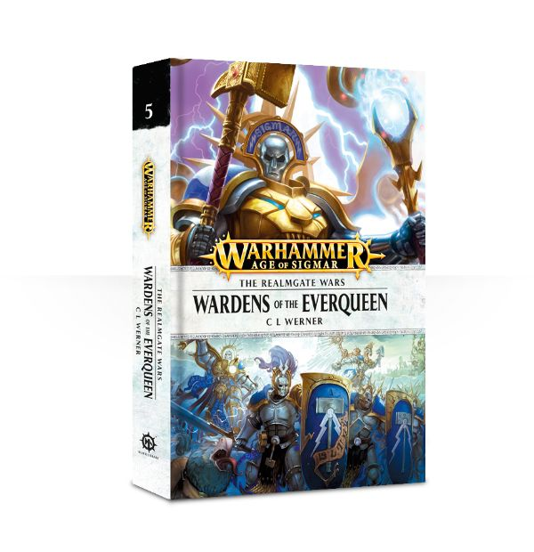 RGW 5: Wardens of The Everqueen