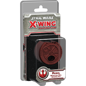 Rebel Maneuver Dial Upgrade Kit Accessory: X-Wing Mini Game