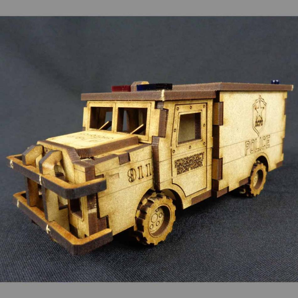 Police Truck
