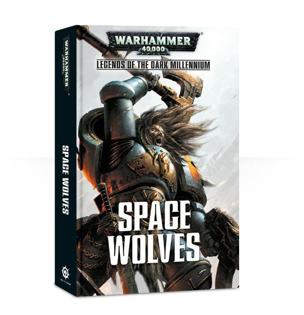 Legends Dark Millennium: Space Wolves