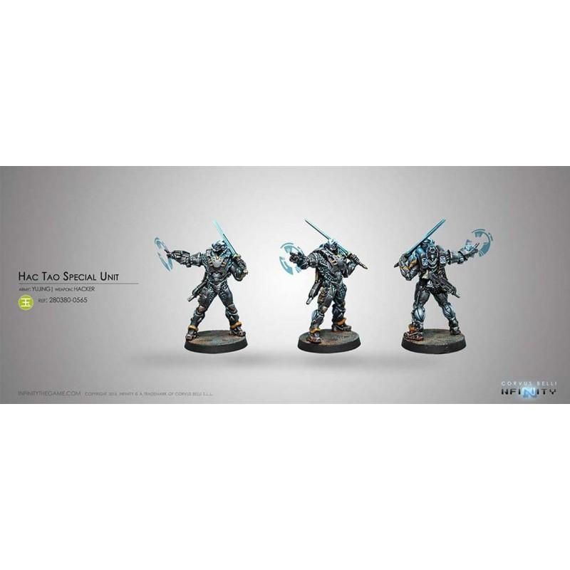 Hac Tao (Hacker, Multi rifle)