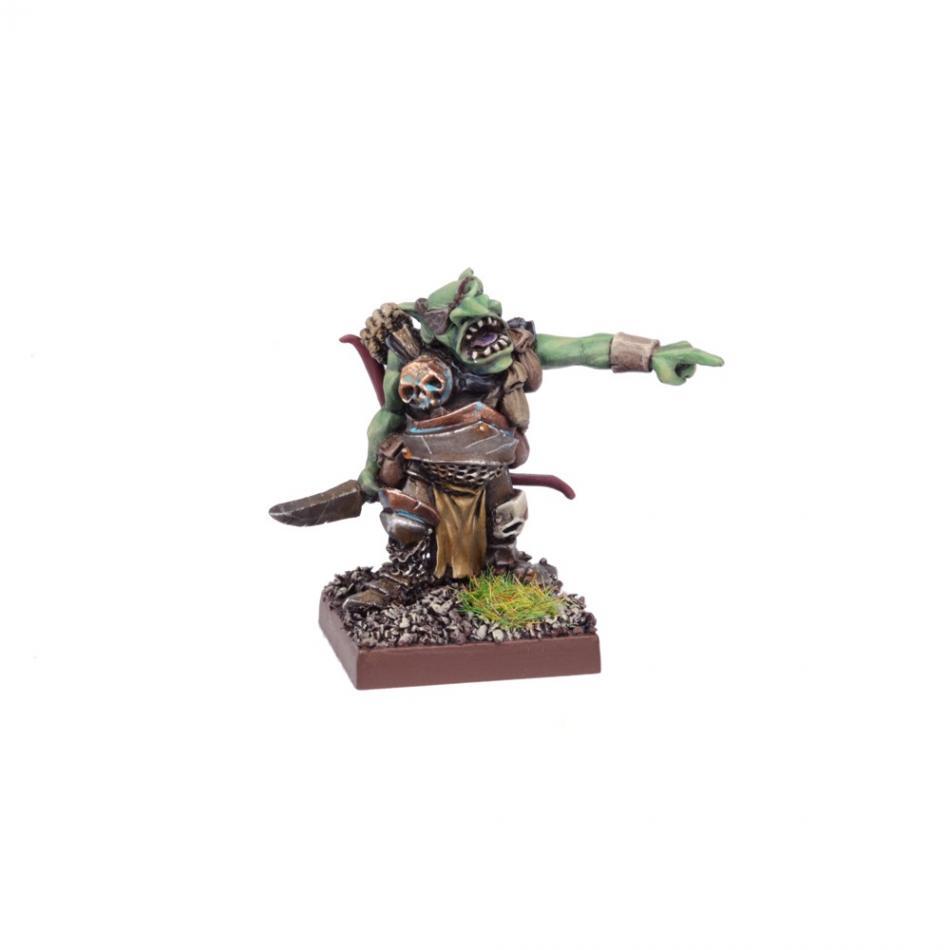 Ogre Red Goblin Biggit