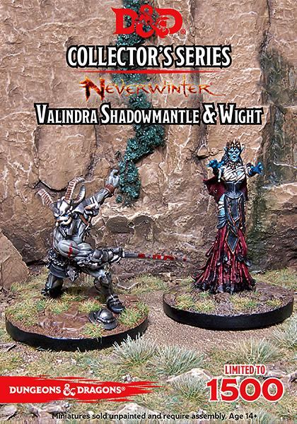 Valindra Shadowmantle & Wight