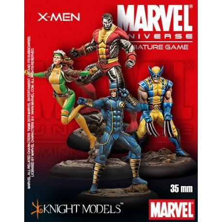 X-Men Starter Crew Set