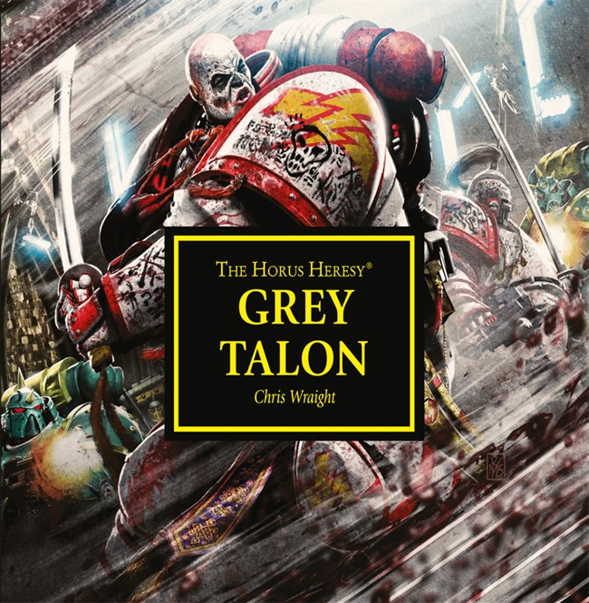 Horus Heresy: Grey Talon (Audiobook)