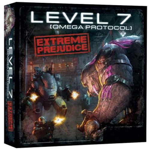 Level 7 Omega Protocol - Extreme Prejudice expansion