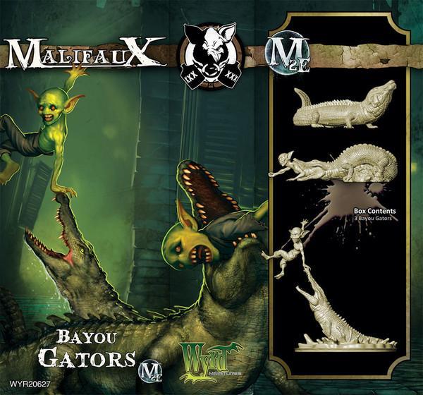 Bayou Gators