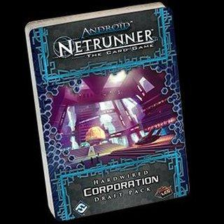 Hardwired: Corporation Draft Deck - Android Netrunner