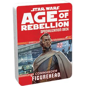 Commander Figurehead Specialization Deck: Age of Rebellion
