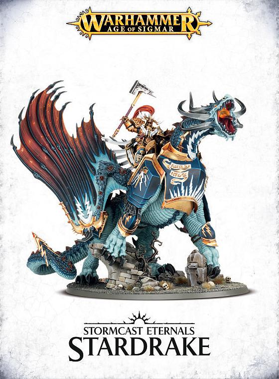 Lord-Celestant on Stardrake / Drakesworn Templar