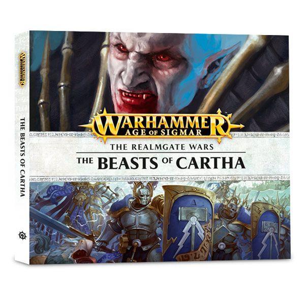 Realmgate Wars: The Beasts of Cartha (Audiobook)