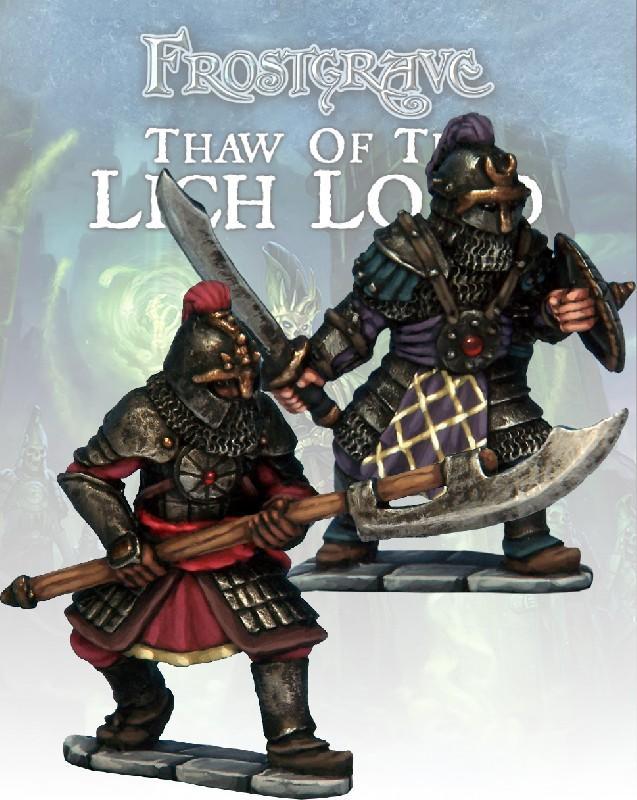 Cult Knight & Templar