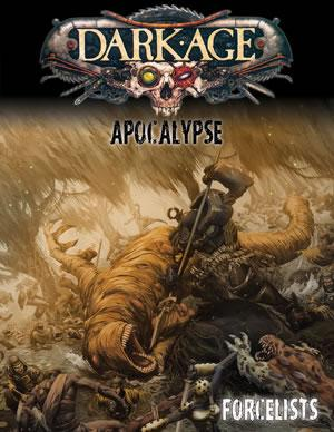 Dark Age Apocalyse: Forcelists