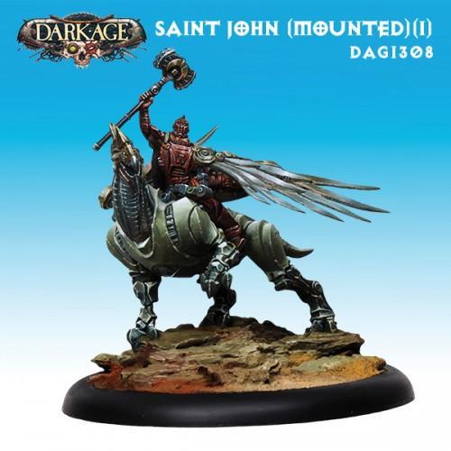 Saint John (Mounted)(1)