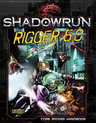 Rigger 5.0 Limited Edtion Shadowrun 5th ed Exp