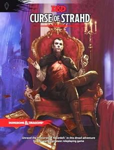 Dungeons & Dragons Curse of Strahd (DDN)