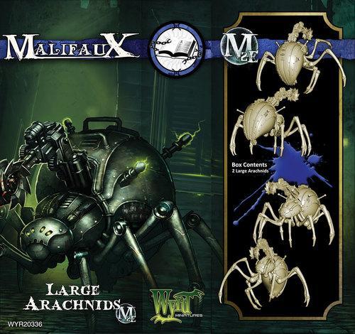 Large Arachnids