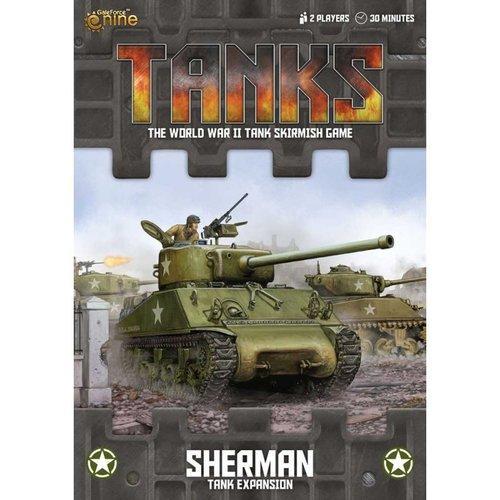Tanks Expansion - US Sherman & Sherman