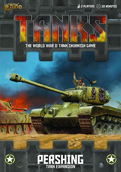 Tanks Expansion - US Pershing & Super Pershing
