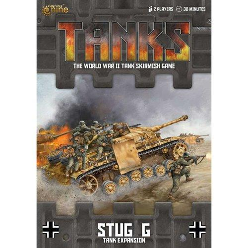 Tanks Expansion - German STUG G