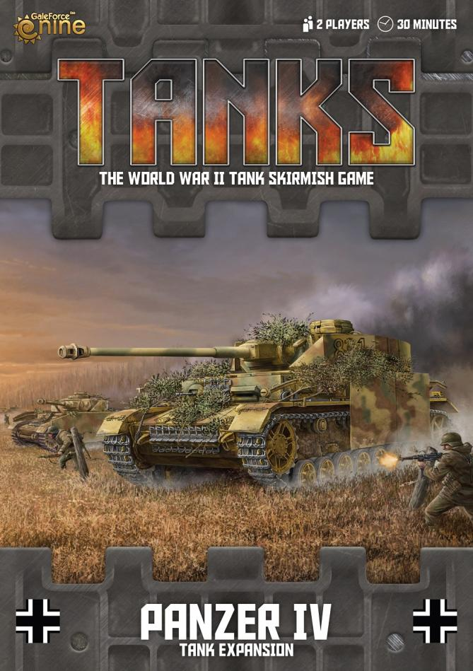 Tanks Expansion - German Panzer IV