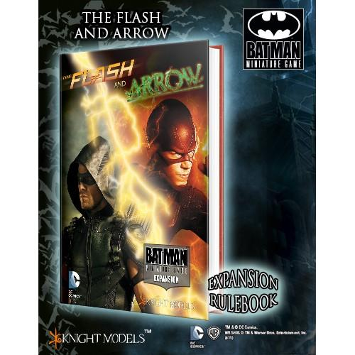 Bmg The Flash And The Arrow Book