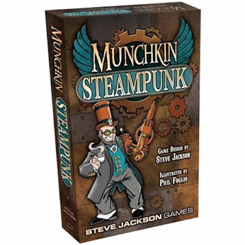 Munchkin Steampunk