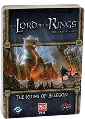 The Ruins of Belegost Standalone Quest: LOTR LCG